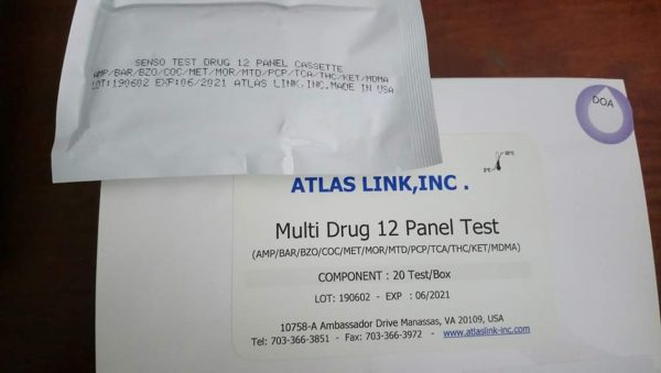 Atlas Link, Inc – Multi Drug 12
