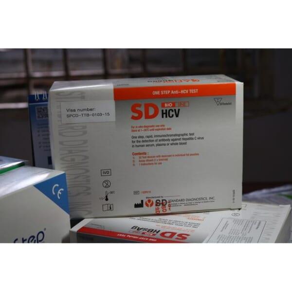 SD HCV